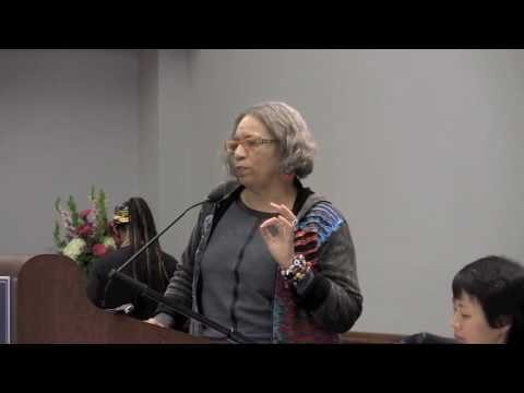 Women's Studies Conference Panel - 2014