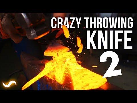 MAKING THE HUNGA MUNGA KNIFE!!!