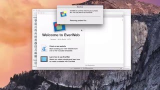 How To Backup An EverWeb Project File - Backing Up A Project Using Dropbox(http://www.everwebapp.com It is highly recommended that you backup your EverWeb project file. In the rare event of a hard drive failure, the last thing you will ..., 2016-01-14T21:43:50.000Z)