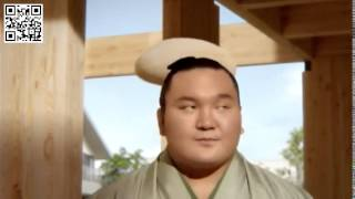 Hakuho : publicité pour Sumitomo (2015)