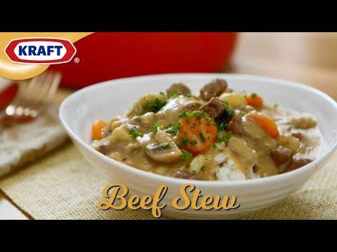 KRAFT Beef Stew thumbnail