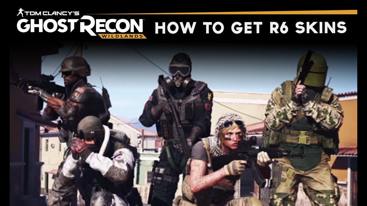 Home Page [www.ecstudents.net] |Ghost Recon Rainbow Six
