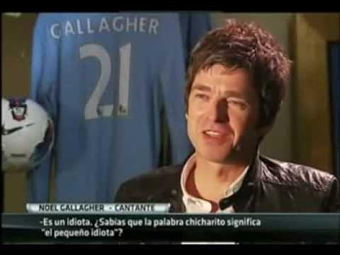Chicharito Es Un Idiota . . . Noel Gallagher