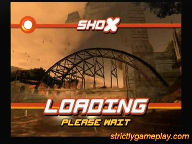 SHOX PS2 Gameplay