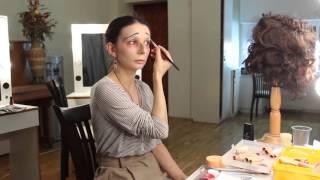 Грим, видеоурок №3. Мария Смольникова