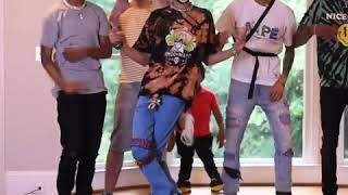Ayo Teo Gang G Herbo Never cared Officiel dance.mp3