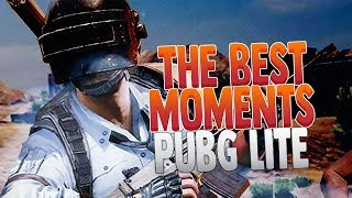 PUBG LITE - THE BEST MOMENTS LOCUTOR