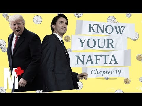 Know your NAFTA: Chapter 19