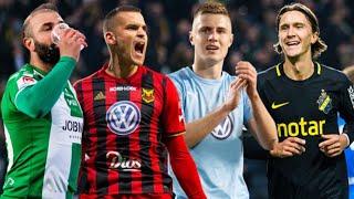 10 snyggaste målen i Allsvenskan 2018 *Vem gjorde årets mål?*