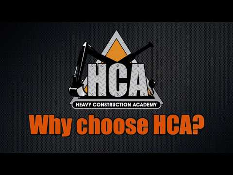 Heavy Construction Academy Commercial