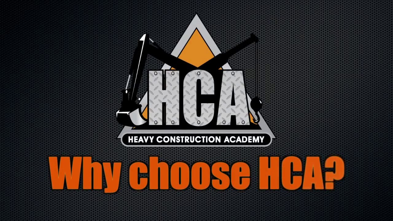 Heavy Construction Academy » A New Career In Just a Few Weeks