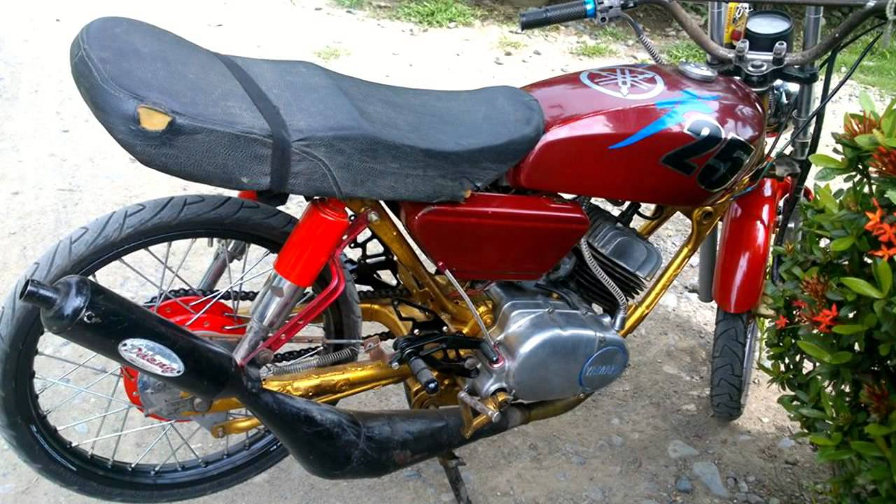Yamaha Rs100 Set Up By Aristotle Tumaliua