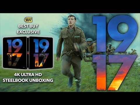 1917---best-buy-exclusive---4k-limited-edition-steelbook---unboxing-review-|-bluray-dan