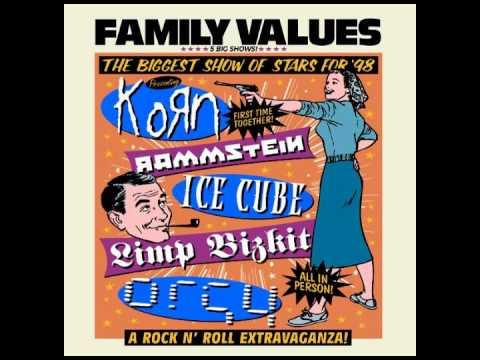 Family Values Tour '98 — Interlude #2 + Limp Bizkit - Cambodia