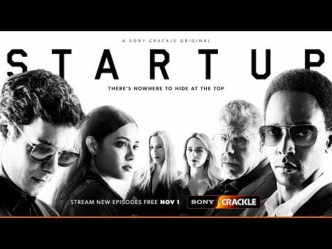StartUp Season 3 - Official Trailer - Sony Crackle - YouTube