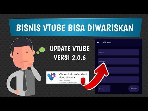 Bisnis Vtube Bisa Diwariskan Update Vtube Versi 2 0 6 Youtube