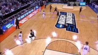 Vanderbilt's Matthew Fisher-Davis Fouls Northwestern Player Up One Point