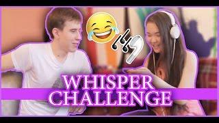 Whisper Challenge 😜🎧 Еркежан Салтабекова 💋