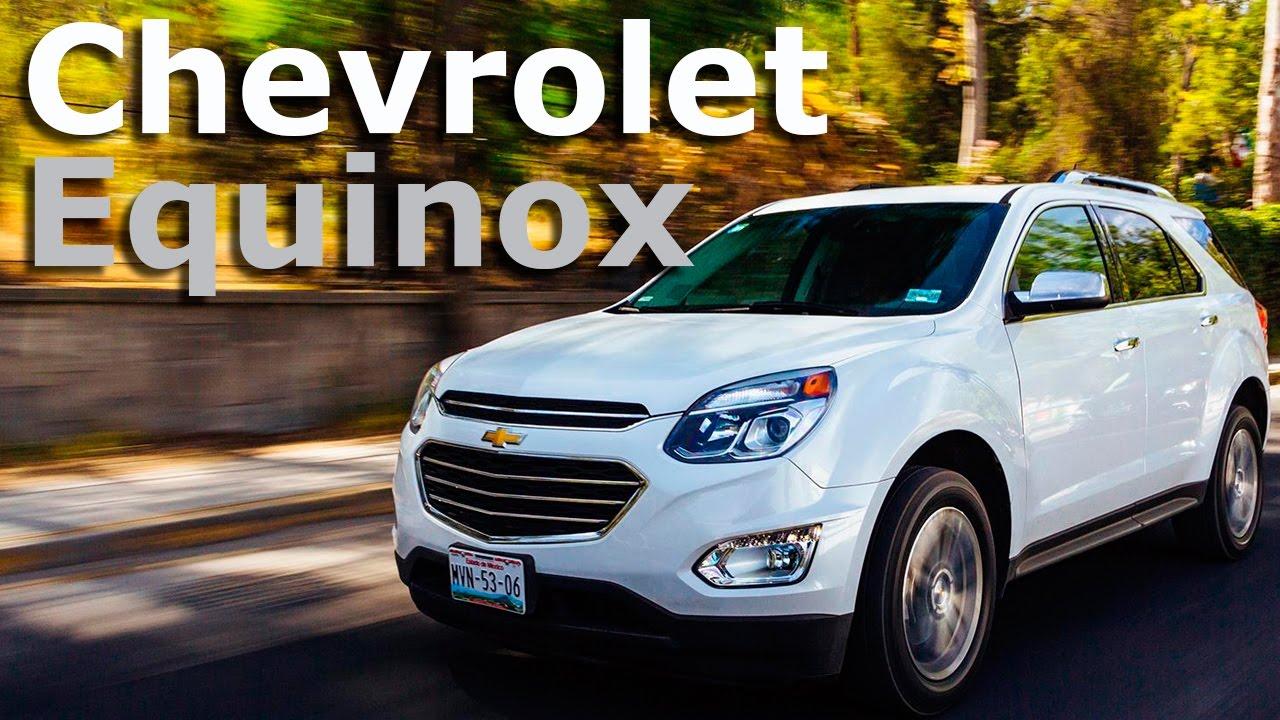 Chevrolet Equinox Regresa Cargada De Tecnología Autocosmos