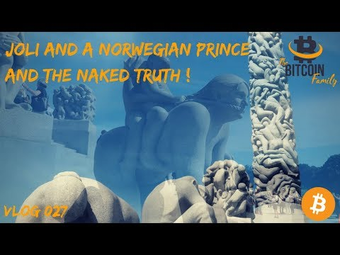 Oslo, A Norwegian Prince For Joli And The Naked Truth!   Vlog 027
