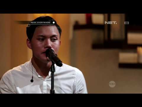 Rizky Febian - Kau Adalah (Isyana Sarasvati Cover) (Live at Music Everywhere) **