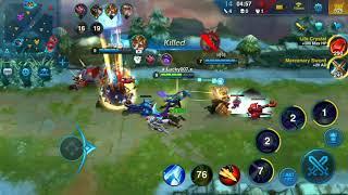 Heroes Arena - Update 1.1.3 - New Hero - Keider {Time's Reaver} - Review + Gameplay