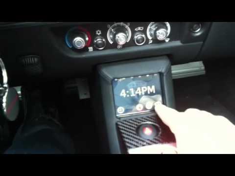 Tesla Roadster Sport Car Interior   YouTube