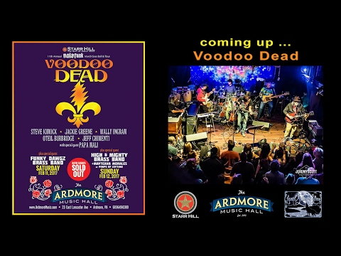 2017-02-11 – Voodoo Dead – Ardmore Music Hall