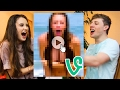 Try Not To Laugh Vine Challenge Vs My Sister video
