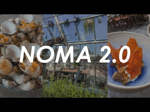 Noma 2.0 | Dining at the Best Restaurant in the World