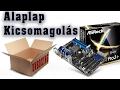 Alaplap UNBOXING - Asrock FM2A88X Pro3+