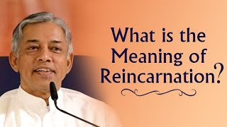 What is the Meaning of Reincarnation?