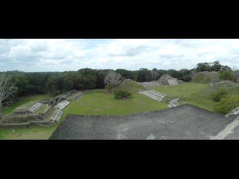 Ancient Mayan City Altun Ha in Belize | 2bearbear.com