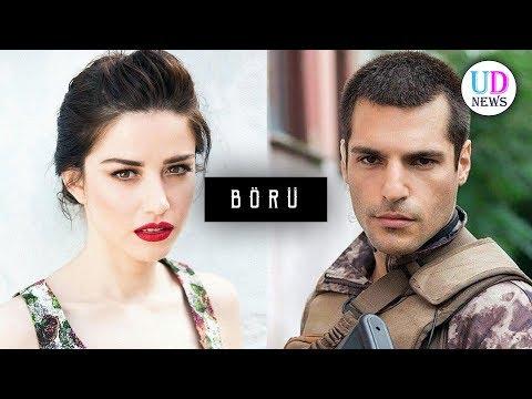 Boru, la nuova serie tv con Serkan Cayoglu e Ozge Gurel