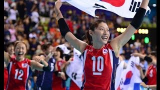 Korea @ Serbia _ 2014 FIVB World Grand Prix