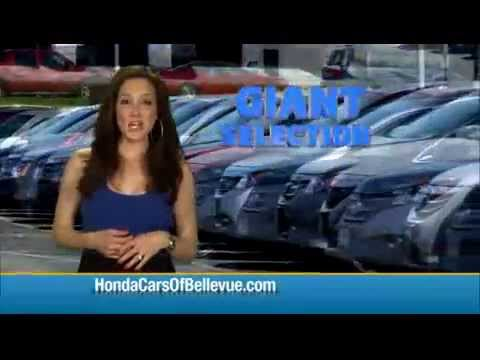 2014 Honda Summer Clearance Event commercial for Honda Cars of Bellevue...an  Omaha Honda Dealer! - YouTube