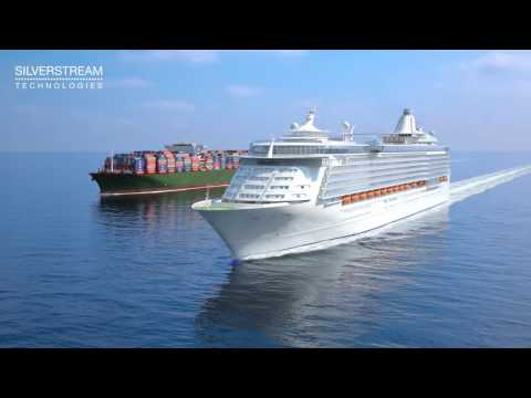 Air Lubrication for Cruise Ships - The Silverstream® System