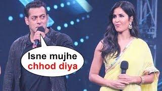 Salman Khan EMBARASSES Katrina Kaif On TV, Remembers Break up