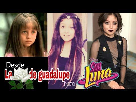 Mira como a cambiado Karol Sevilla, desde La rosa de Guadalupe hasta Soy luna / Viral Youtube