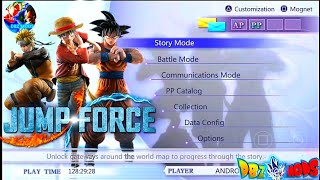 Download Download New Jump Force Mod For Android Psp 2019 New Jump