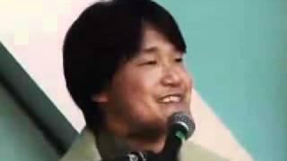 Toshi MC talking あごのせいにすんなよ ホームオブハート 検索動画 8