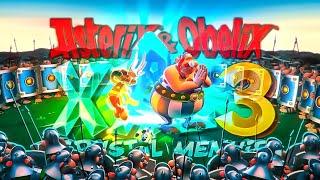 [Стрим] Прохождение игры Asterix & Obelix XXL 3  - The Crystal Menhir