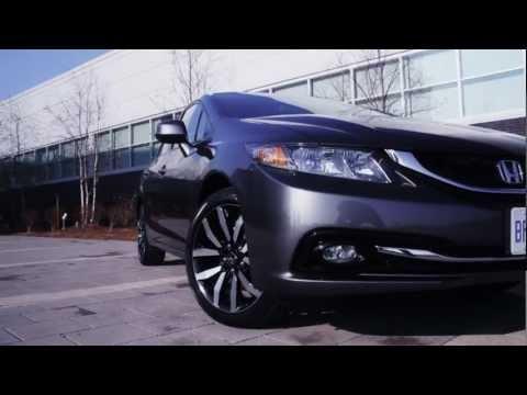 Review: 2013 Honda Civic