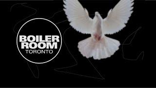 Floorplan | Boiler Room Toronto