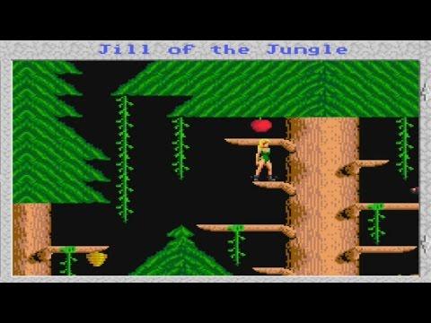 YEEEAAAAHHHH!   Letu0027s Remember: Jill of the Jungle!   DOS PC Game  