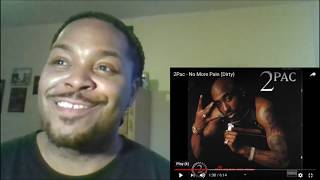 """Baby Dyce Reacts to - 2Pac """"No More Pain"""""""