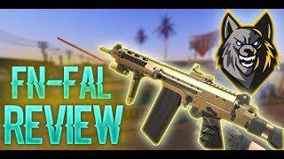 Warface - FN FAL DSA-58 Review / Gameplay