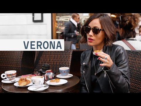 VLOG | Любимые места в Вероне