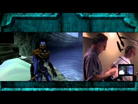 Legacy of Kain Soul Reaver 2 | Voice Sessions (edit with cutscenes) & Outtakes