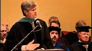 Rep. Jeff Fortenberry - full address to Graduate Commencement ceremony at Franciscan University